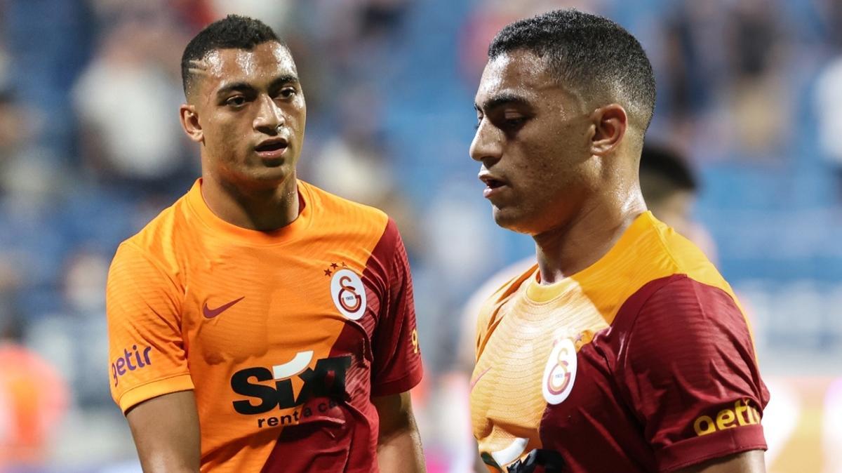 Galatasaray'da Mostafa Mohamed'in kaderi belli oldu