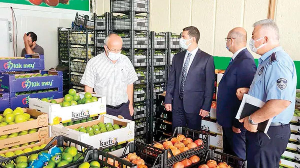 Marketlere 'tarladan ürün' engellenecek