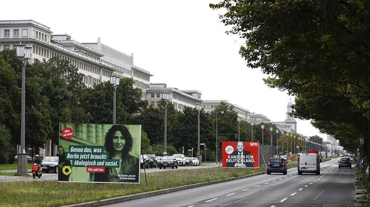 Merkel sonrası Almanya için seçimler 26 Eylül'de