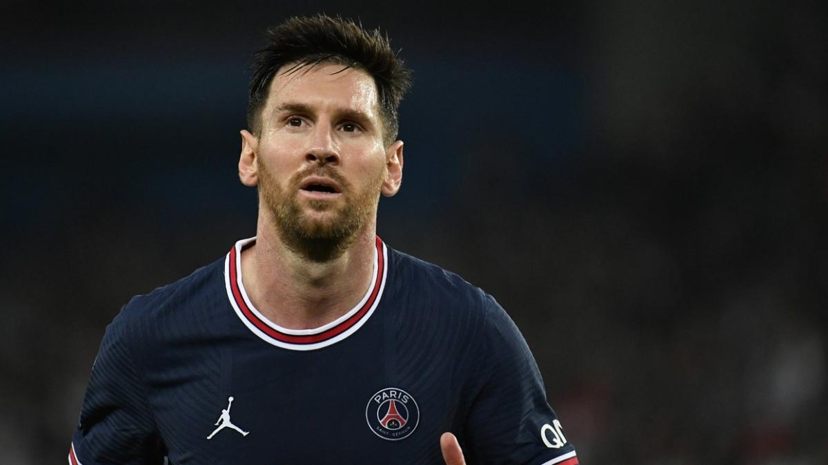 PSG'de Lionel Messi, Montpellier maçında da yok