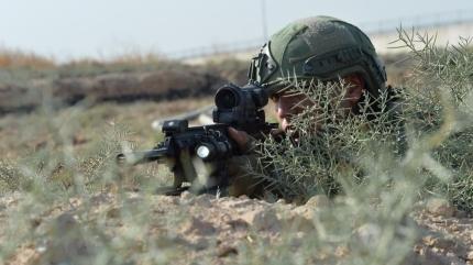 Zeytin Dalı'nda 6 teröriste darbe