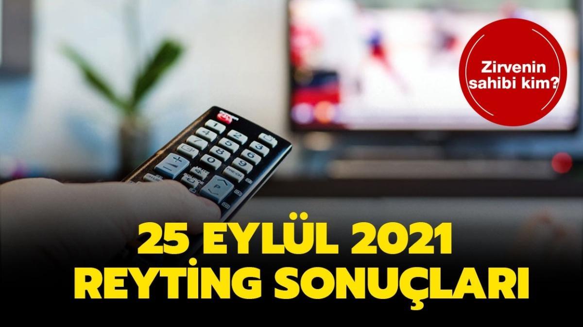 """25 Eylül 2021 reyting sonuçları açıklandı mı"""" Gönül Dağı, Kardeşlerim, Son Yaz reyting birincisi kim"""""""