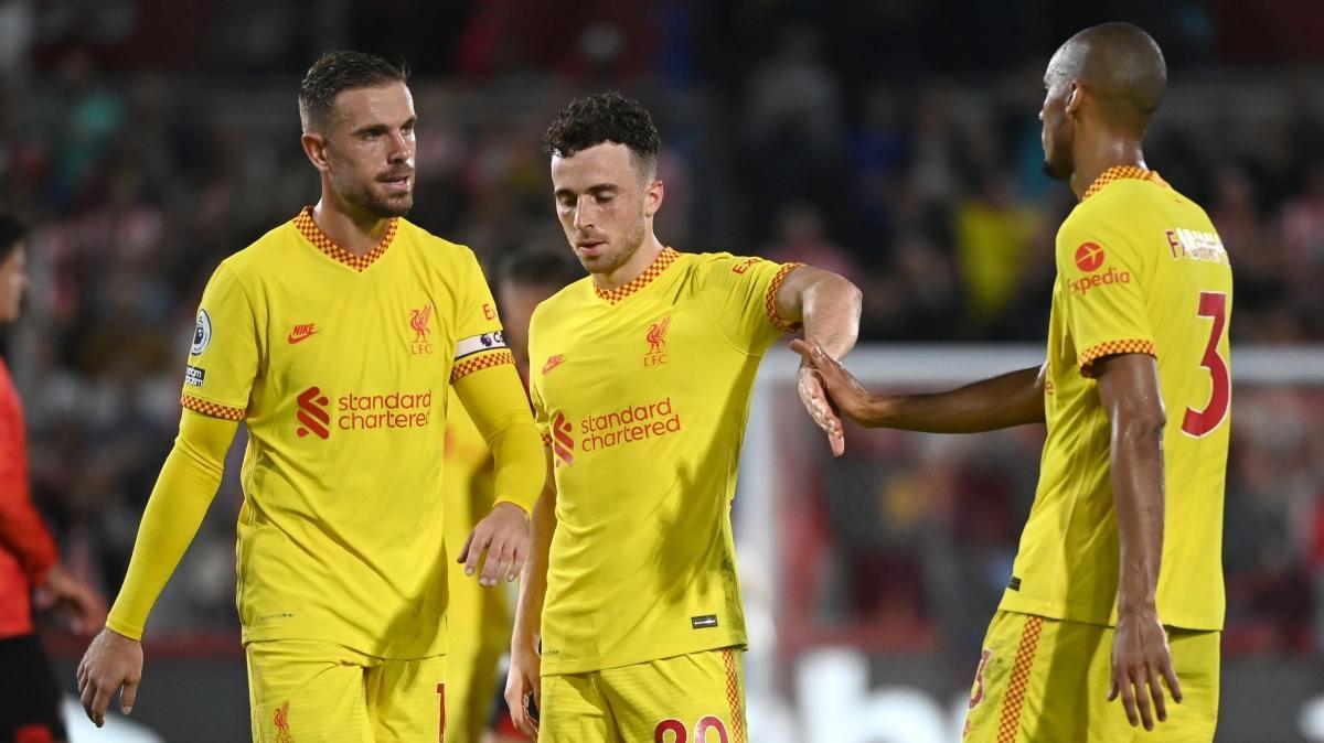 6 gollük müthiş maçta kazanan yok: Brentford ile Liverpool yenişemedi