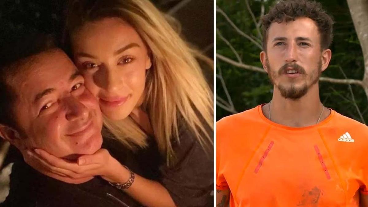 Acun Ilıcalı'nın sevgilisi Ayça Çağla Altunkaya ve Survivor Berkan'ın bağlantısı ortaya çıktı