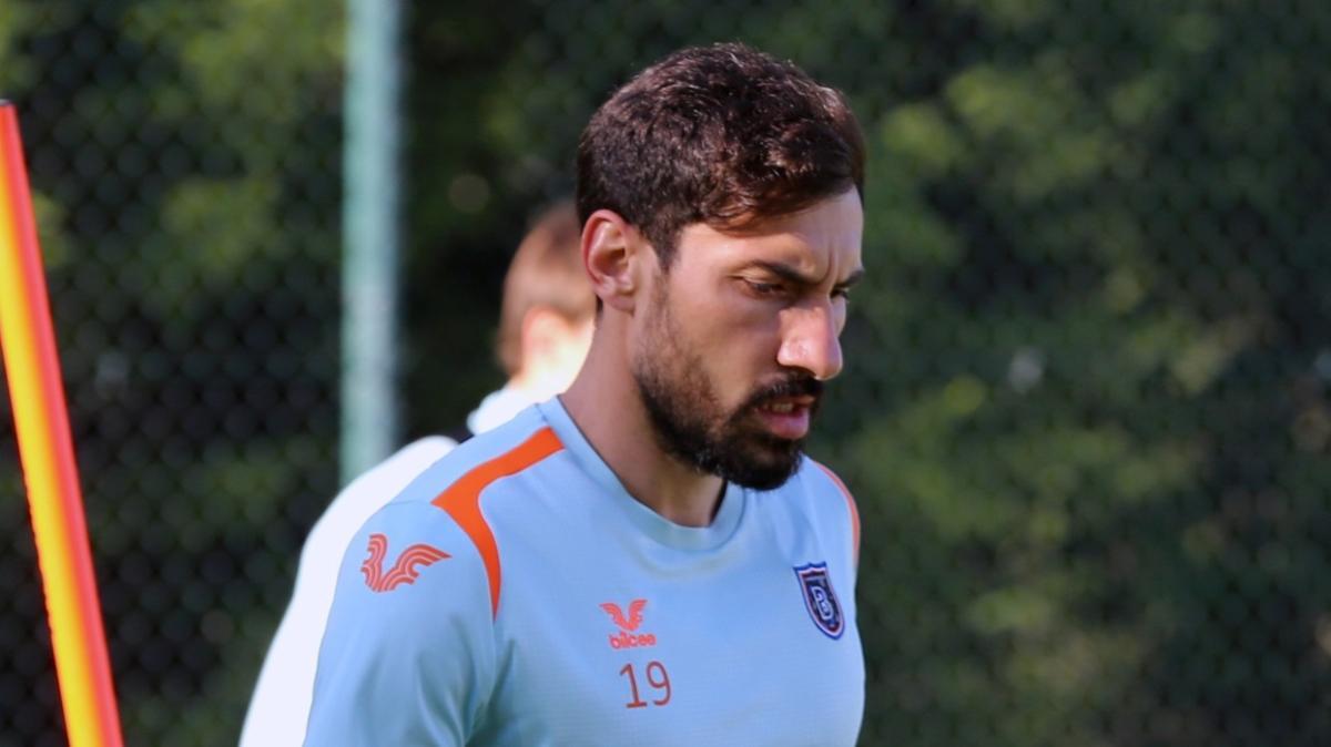 Başakşehir'de Şener Özbayraklı, Çaykur Rizespor maçında forma giyemeyecek