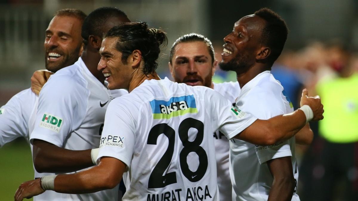 Beşiktaş'ı 2-1 mağlup eden Altay, en iyi ikinci sezon başlangıcını yaptı