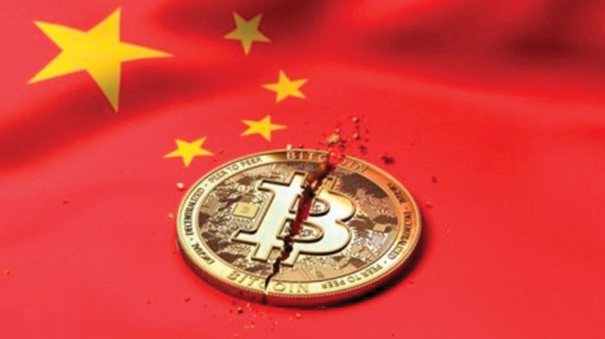 Çin yasakladı, kripto para borsası çöktü