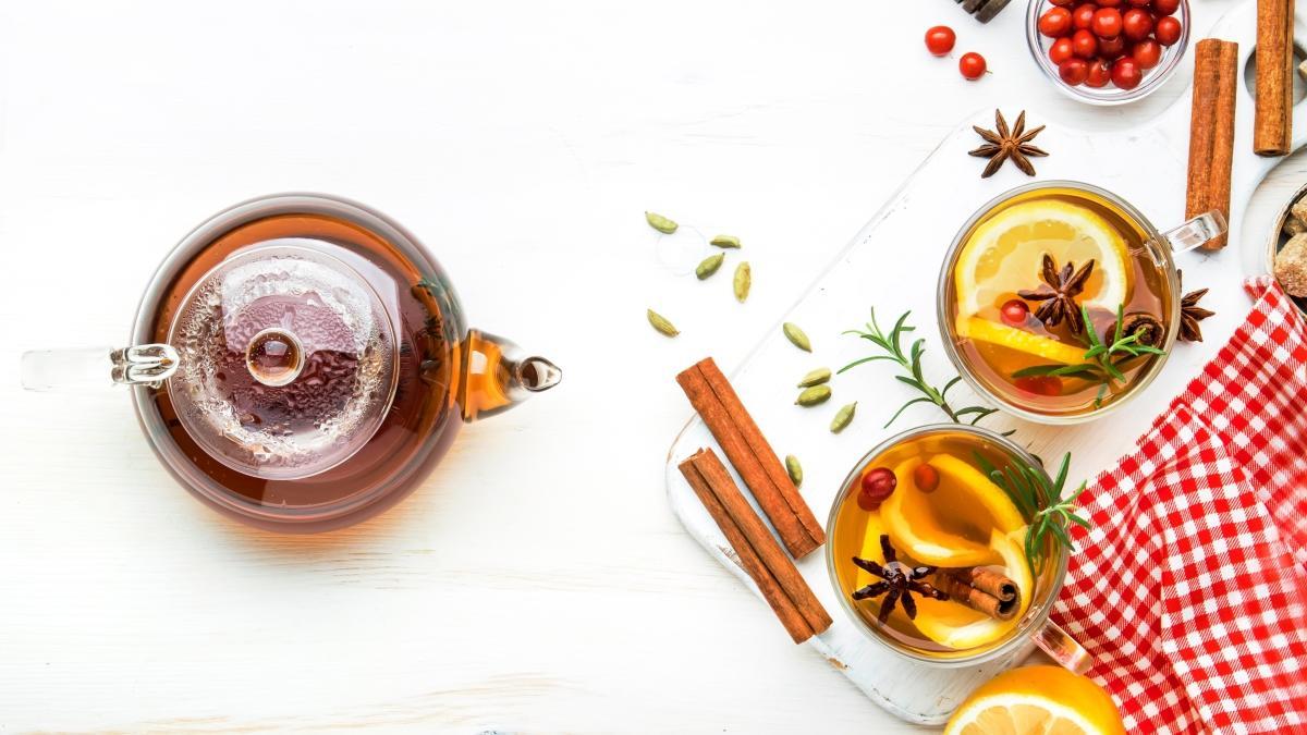 Doğal antioksidan kış çayı! Bir bardak çay ile şifalanın