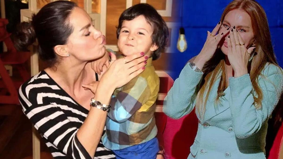 Ebru Şallı'dan oğlu Pars'ın doğum günü için duygusal paylaşım
