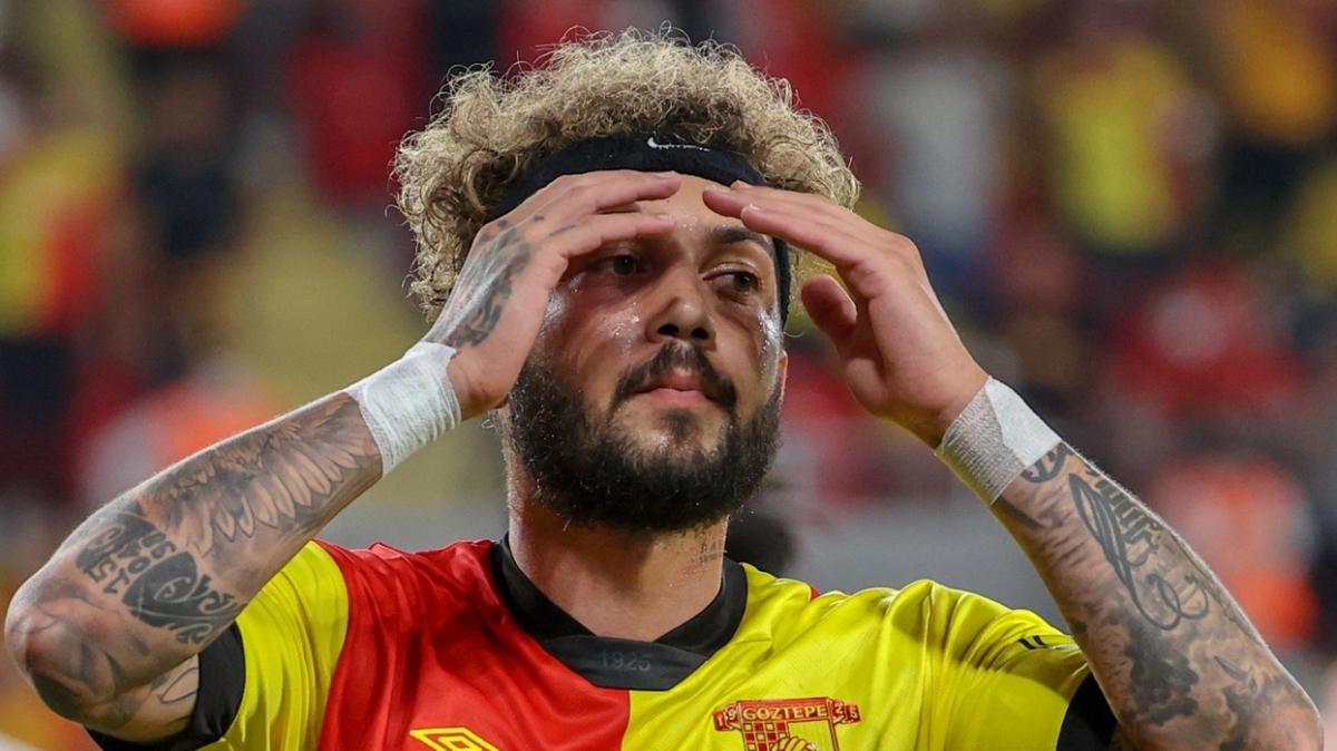 Göztepe, Galatasaray maçına 4 eksikle çıkıyor