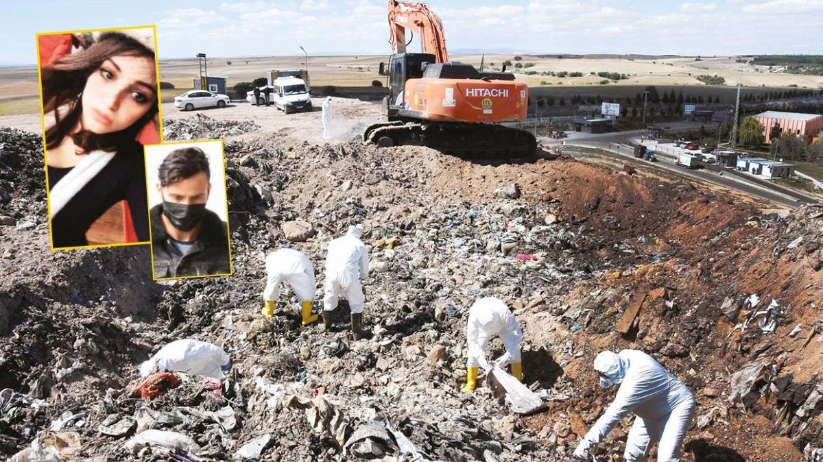 Iraklı Sally çöplükte aranıyor