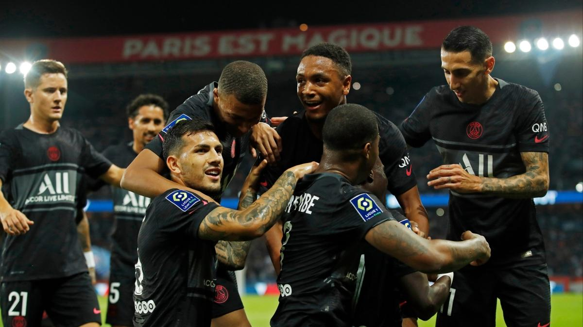Lille deplasmanda Strasbourg'u mağlup etti