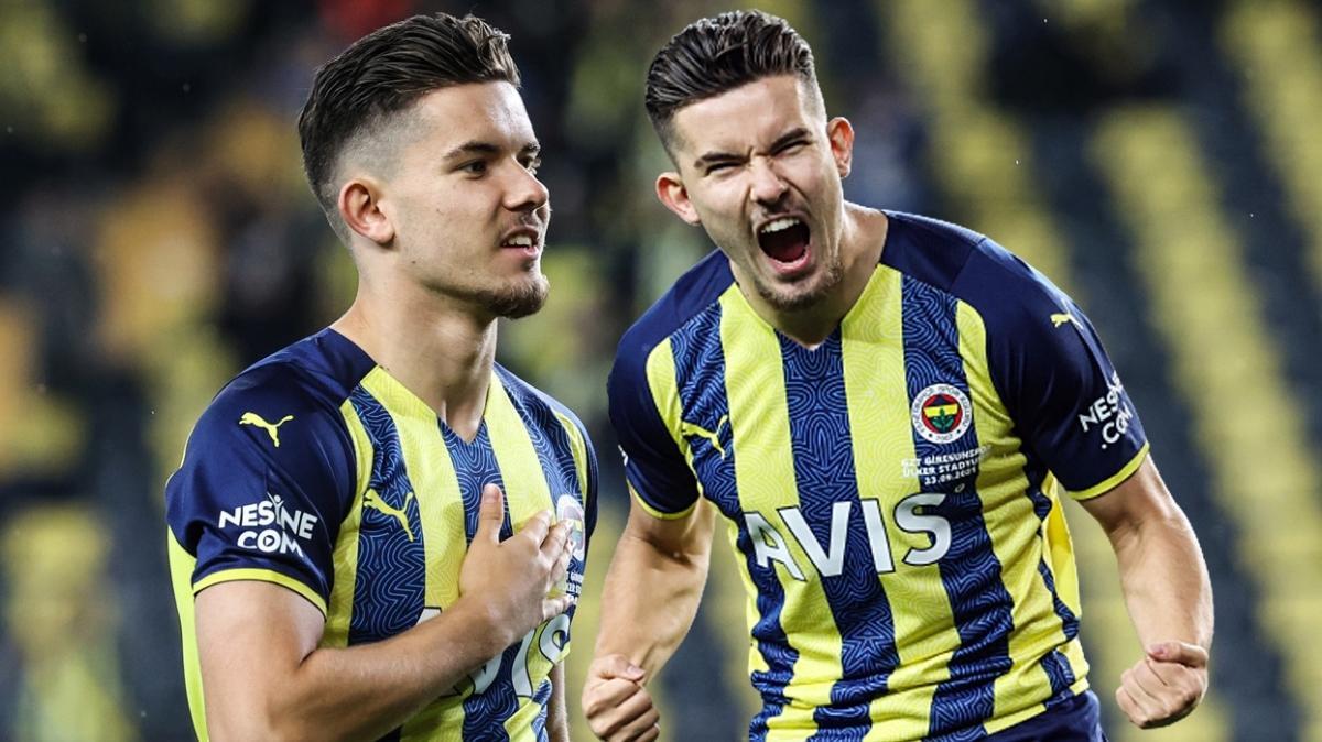 Louis Van Gaal, Fenerbahçe'nin yıldızı Ferdi Kadıoğlu için bastırıyor
