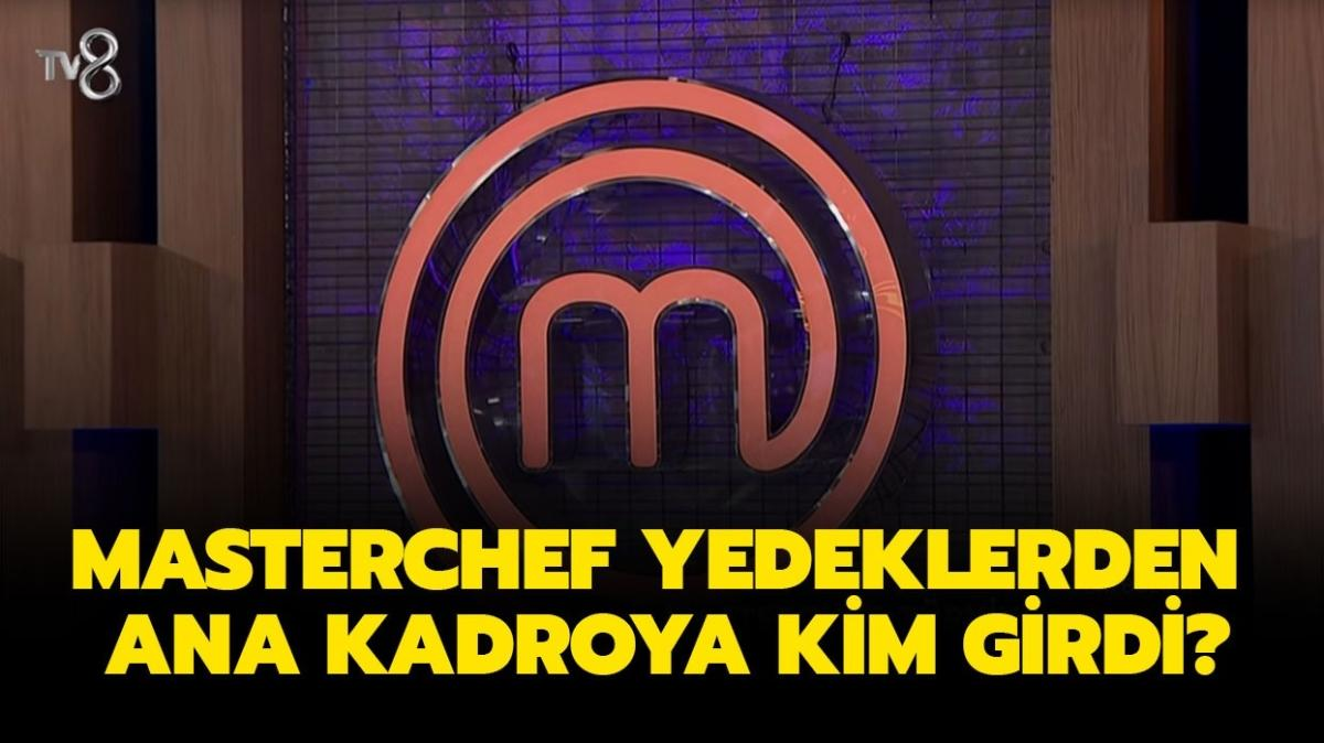 """MasterChef Türkiye 25 Eylül 2021 kazananı kim oldu"""" 2021 MasterChef yedeklerden ana kadroya kim girdi"""""""