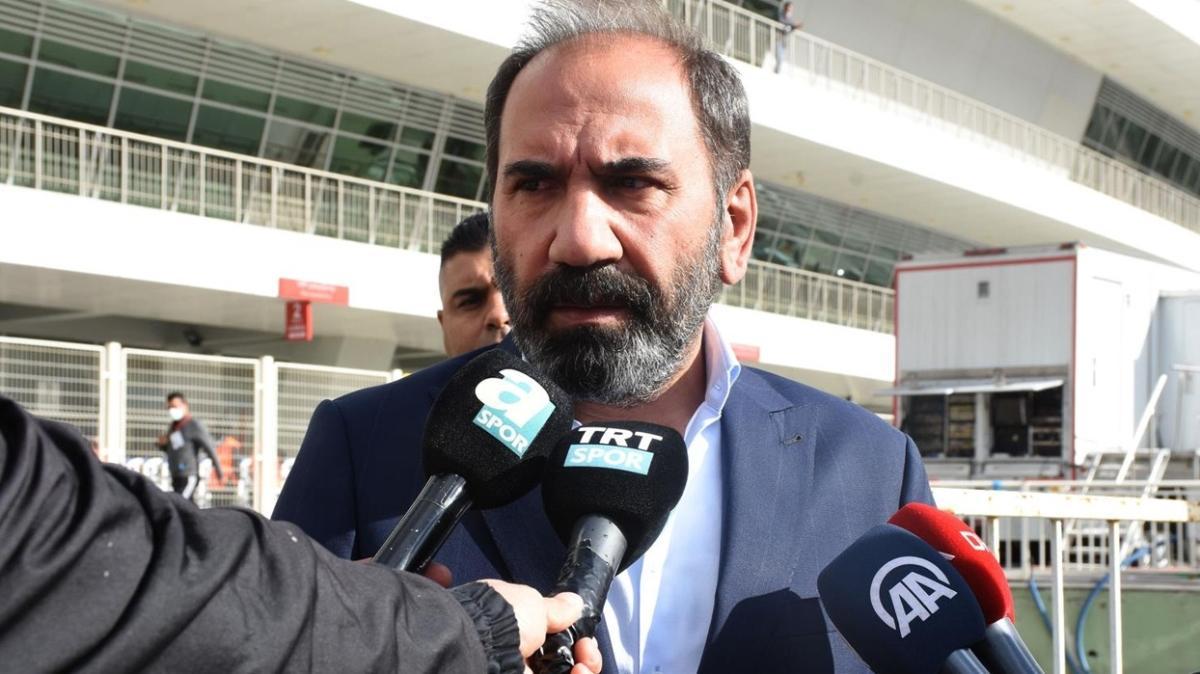 Mecnun Otyakmaz: Beşiktaş bizim yaşadığımız sıkıntıları yaşıyor