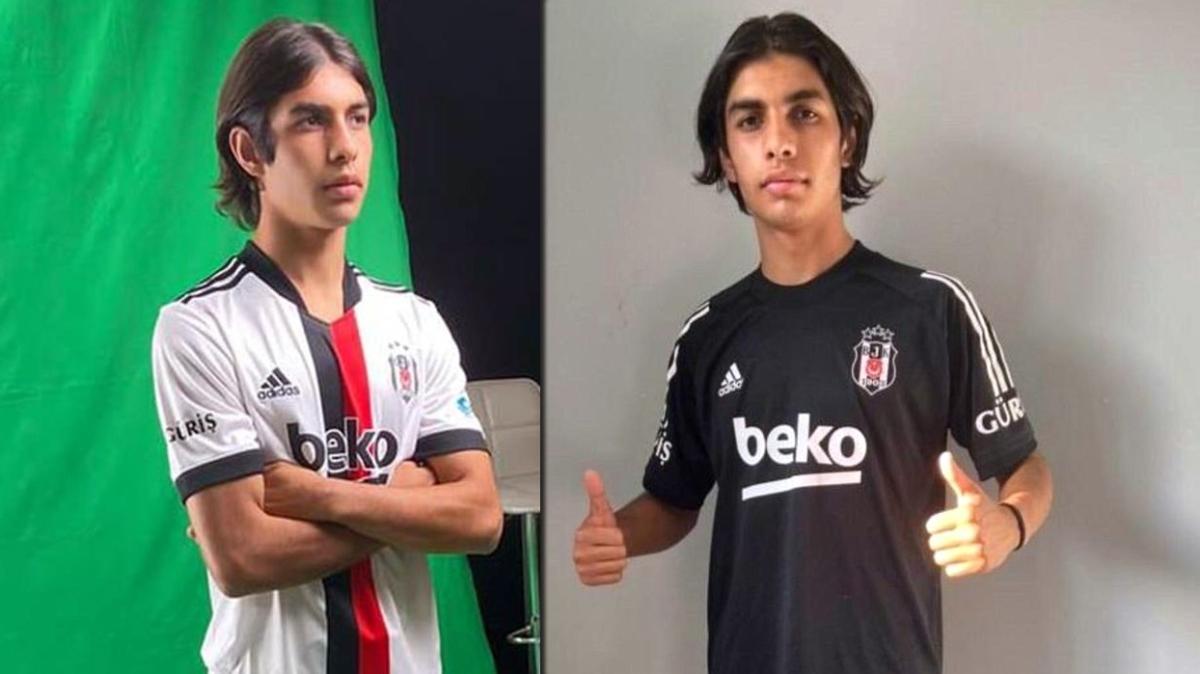 Son dakika transfer haberi: Hayrullah Erkip Beşiktaş'ta