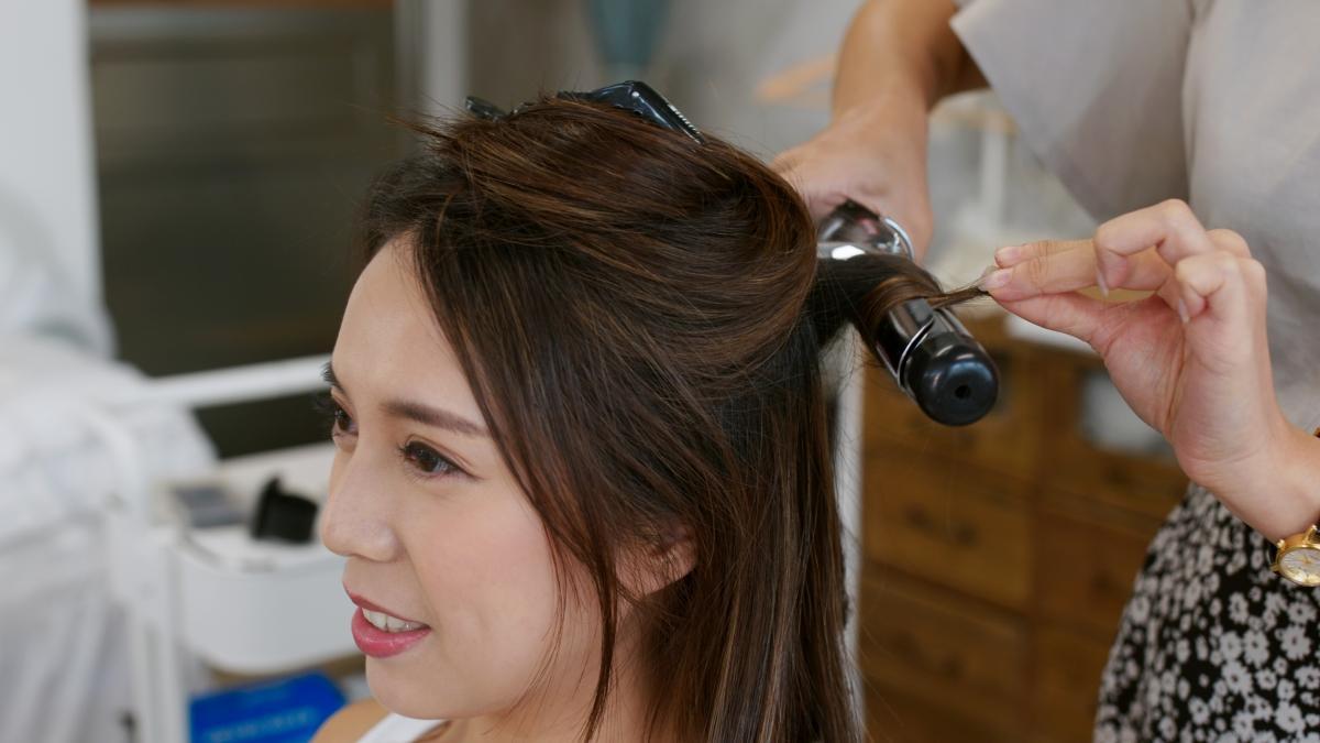 Saçınıza şekil verirken zehirlenmeyin