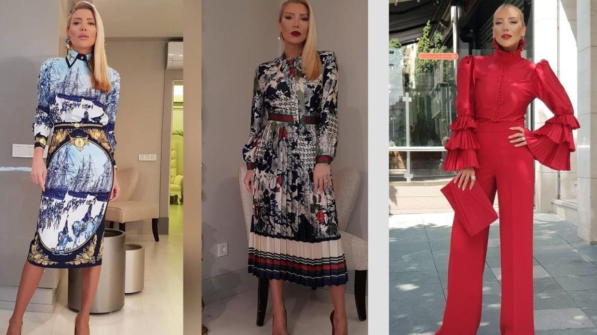 Ünlülerin modacısı Gülşah Saraçoğlu'nun en çok beğeni alan kombinleri