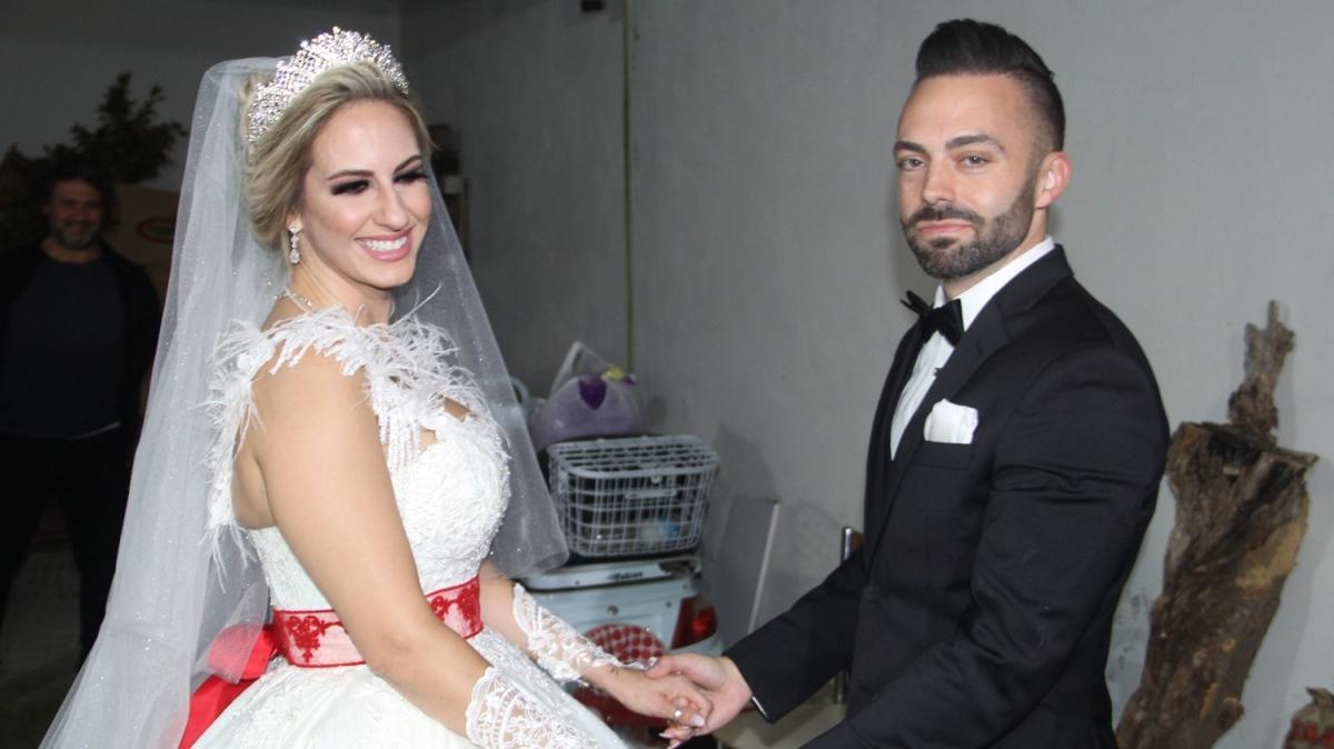 Amerikalı çift Sinop'ta Türk usulü düğünle evlendi