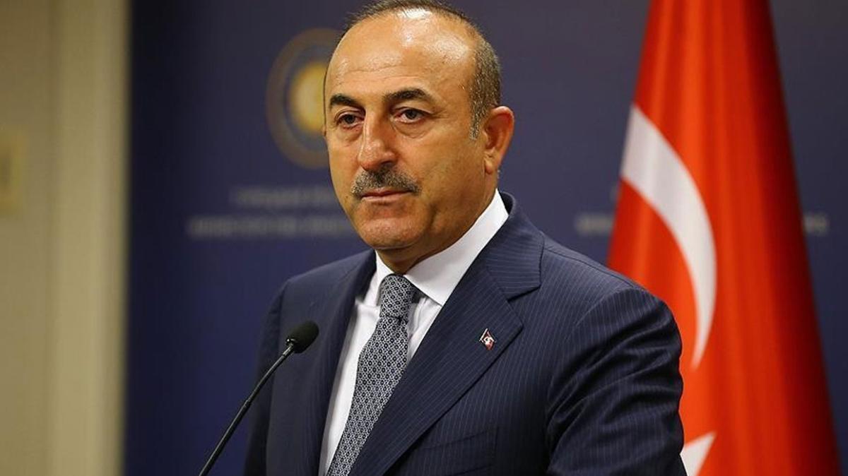 Bakan Çavuşoğlu açıkladı: Afganistan konusunda Özbekistan'la çalışacağız