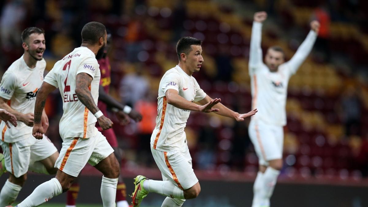 Cimbom oyuna geri döndü! Maç sonucu: Galatasaray-Göztepe: 2-1