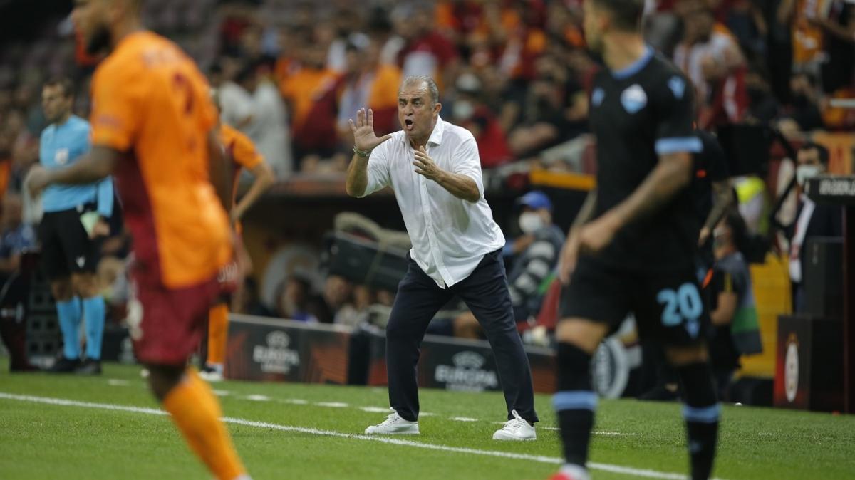 Fatih Terim Lazio maçındaki planı sezonun geneline yayacak