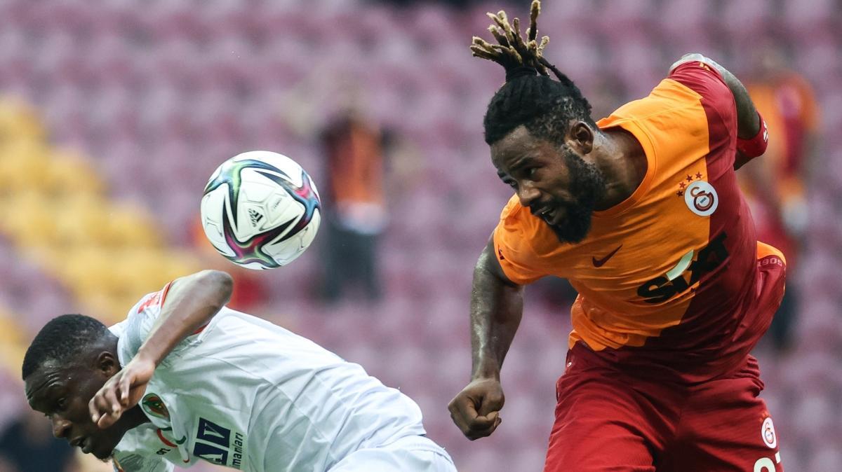 Galatasaray'da Luyindama yine çıldırttı: Bu kaçıncı hata?
