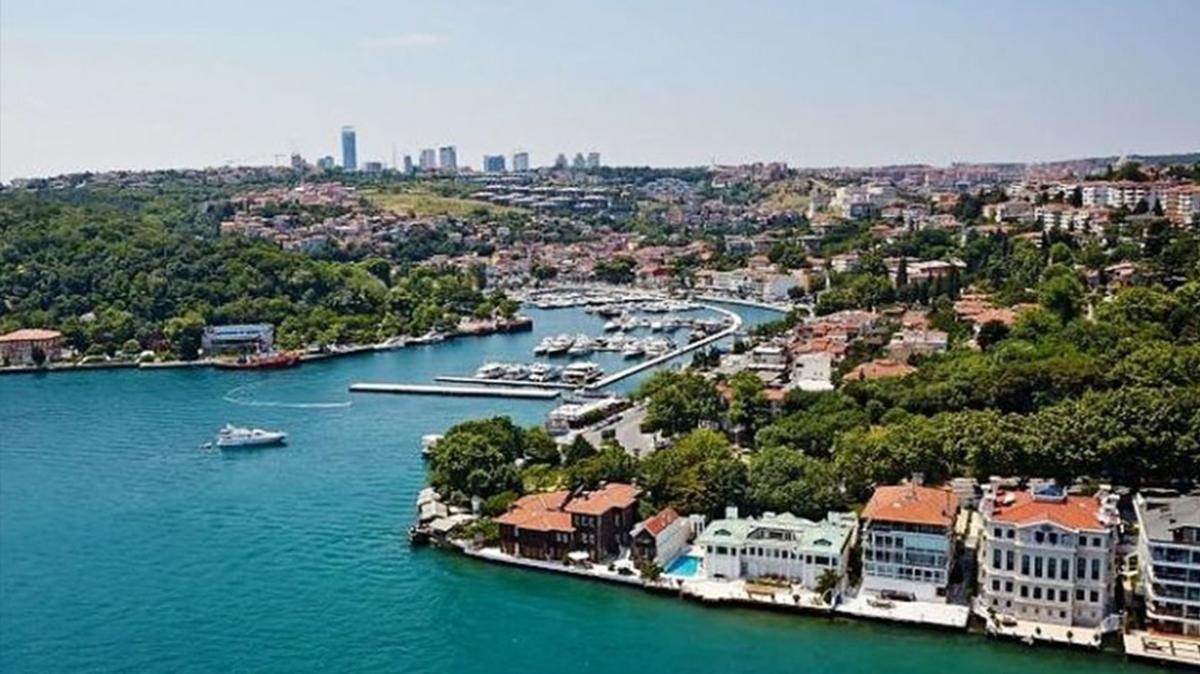 İstanbul Sarıyer'de 60 m2 daire icradan satılıyor!