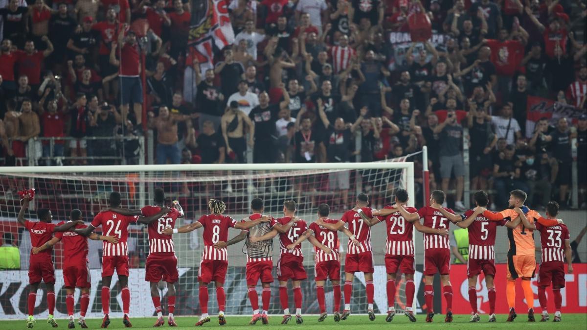 Olympiakos'tan manalı Türkiye kararı! Fenerbahçe maçı öncesi sürpriz: Bu sezon ilk kez...