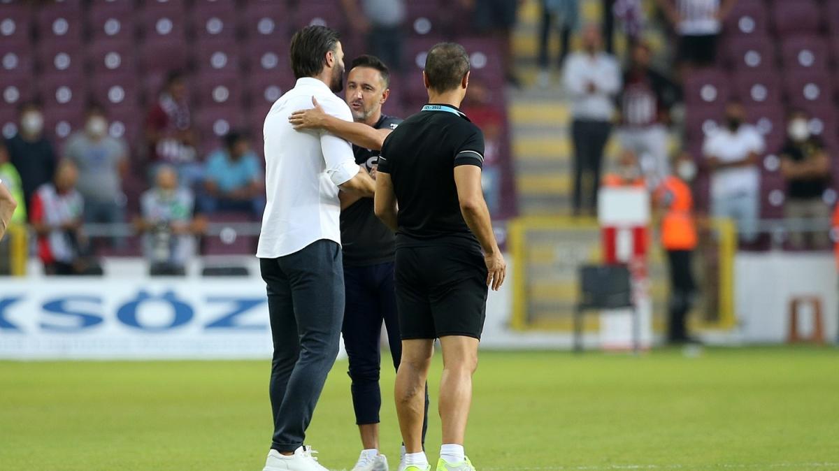 Ömer Erdoğan'dan Fenerbahçe'ye övgü dolu sözler