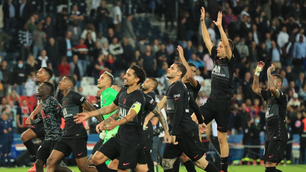 PSG sahasında Montpellier'i 2-0'la geçti