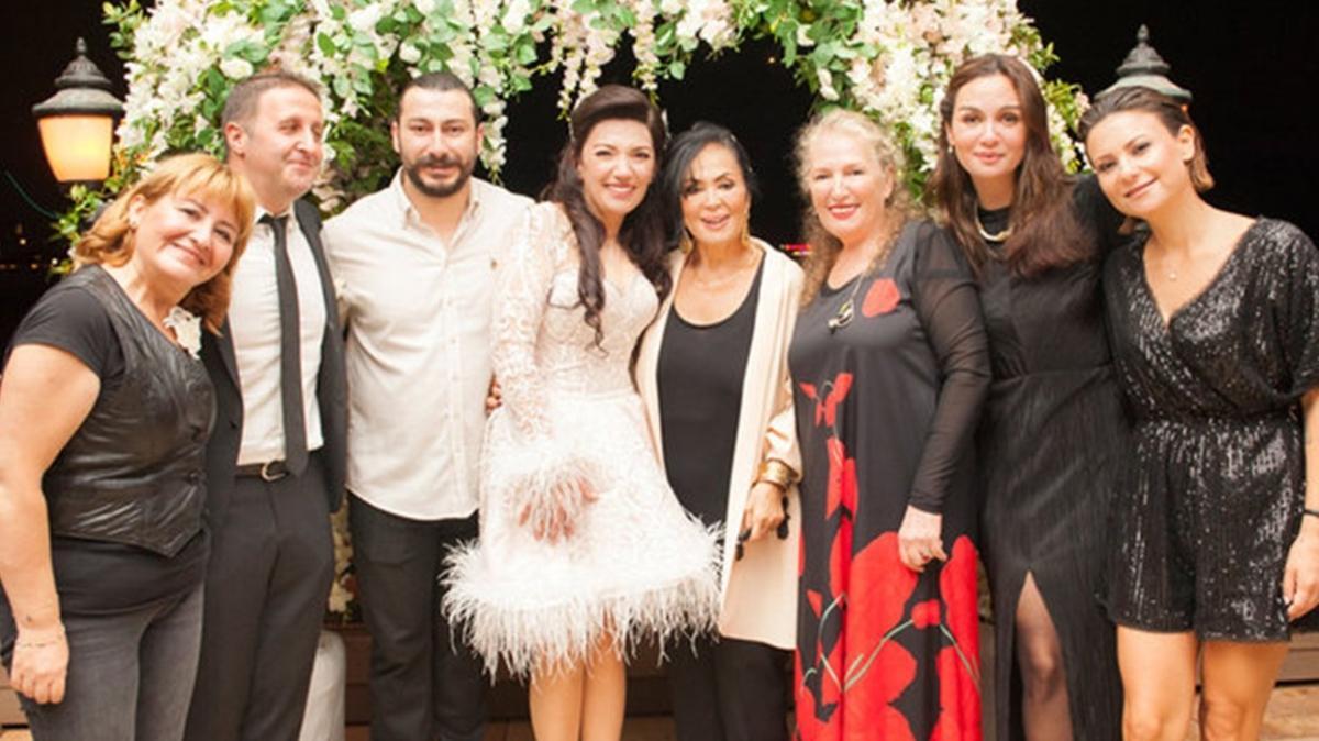 Suzan Kardeş kızını evlendirdi, düğüne ünlüler akın etti