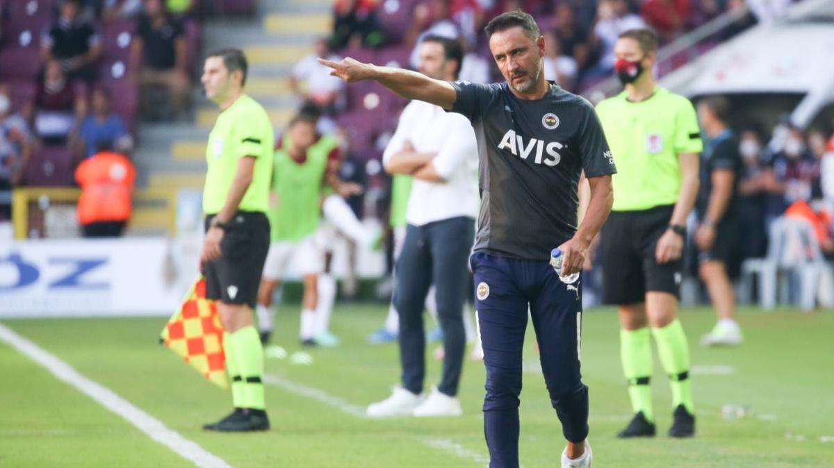 Vitor Pereira yaşadığı gururu açıkladı