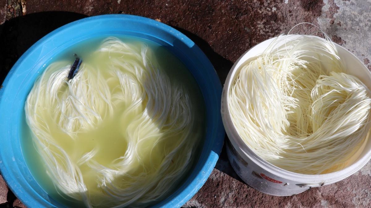 3 yıl bozulmayan tel peynir tarifi