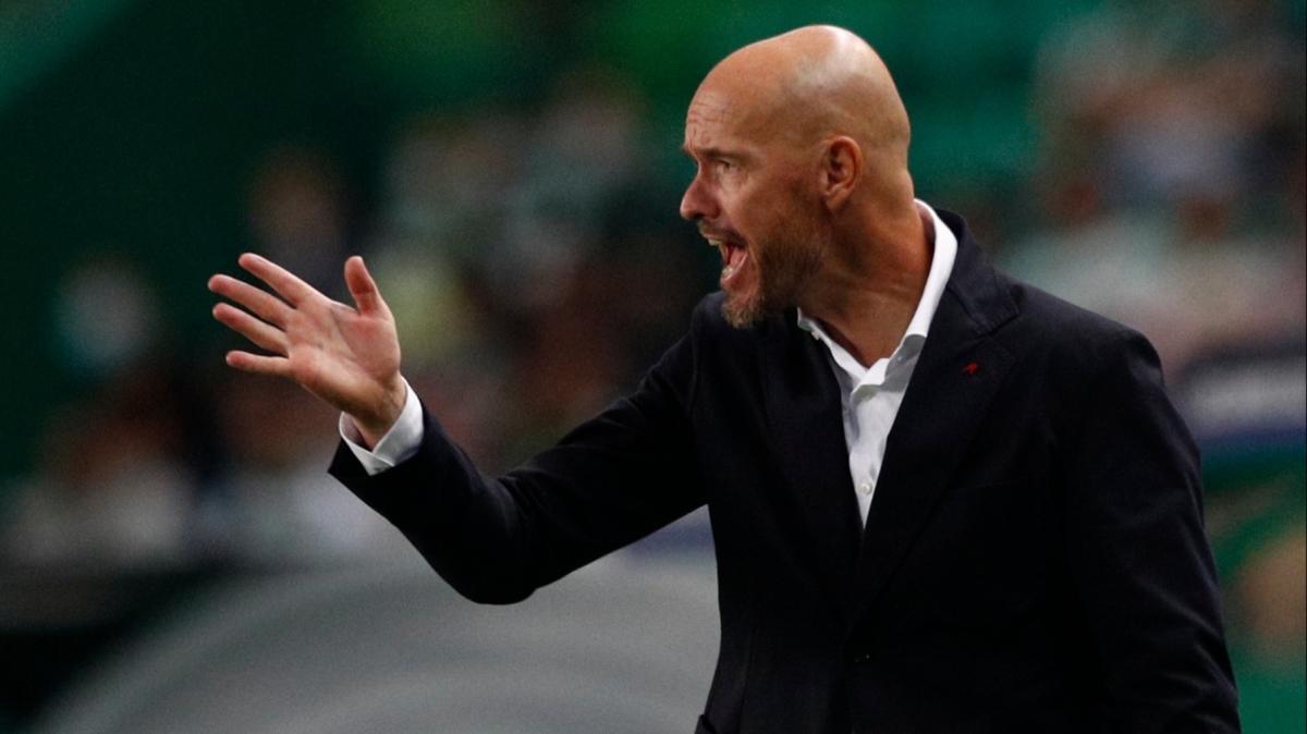 Ajax Teknik Direktörü Erik ten Hag: Beşiktaş'a nereden zarar veririz!