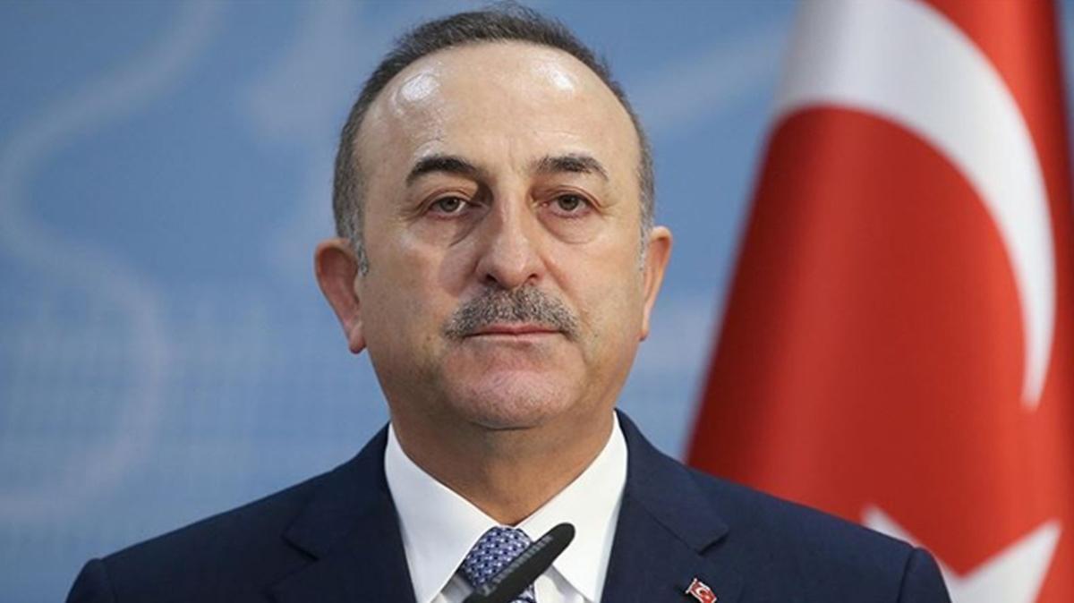 Bakan Çavuşoğlu: En büyük arzumuz  bölgenin artık barış ve istikrar bölgesi olmasıdır