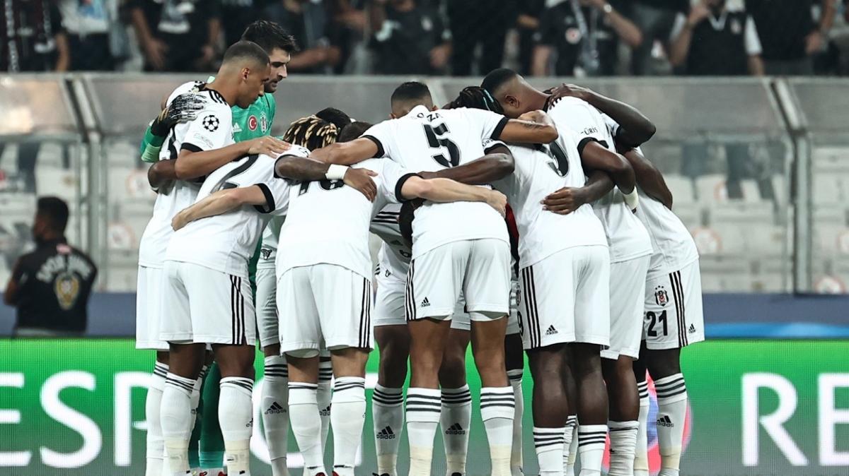 Beşiktaş tam 11 eksikle Şampiyonlar Ligi'nde Ajax deplasmanına çıkıyor