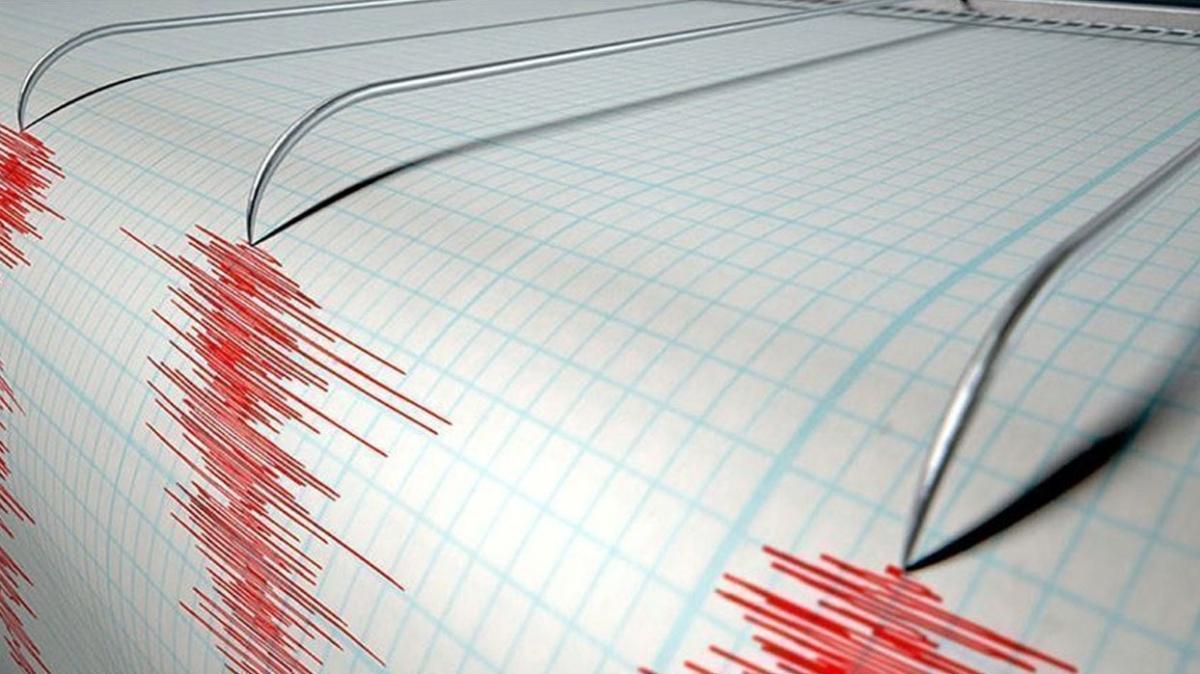 Didim açıklarında 4,2 büyüklüğünde deprem