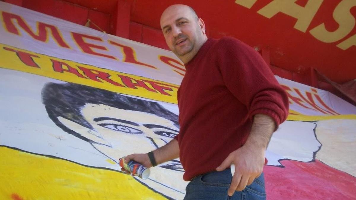 Galatasaray'dan Alpaslan Dikmen için anma mesajı