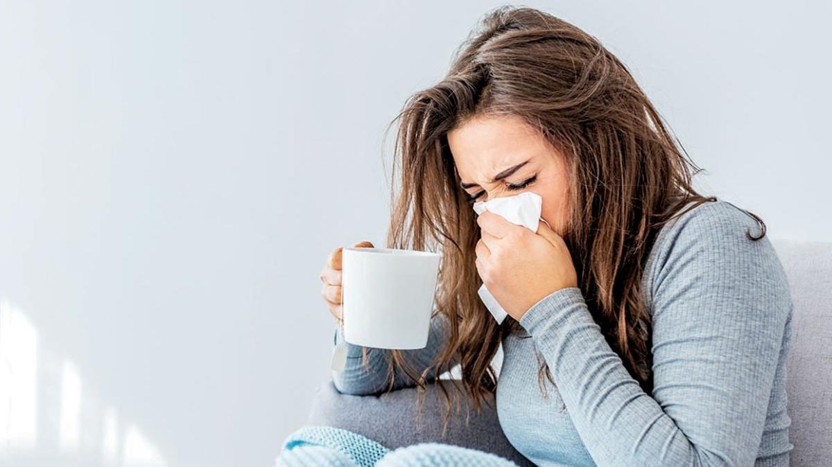 Grip hortladı