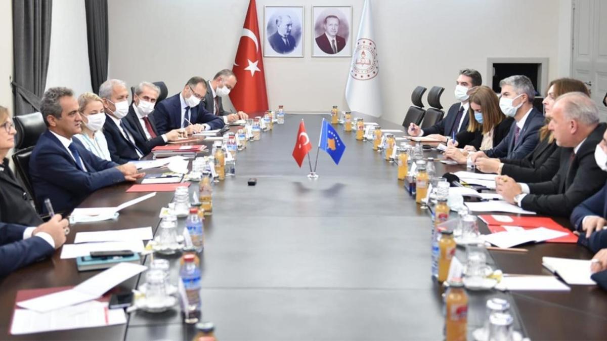 Kosova ile Türkiye arasında eğitim iş birliği