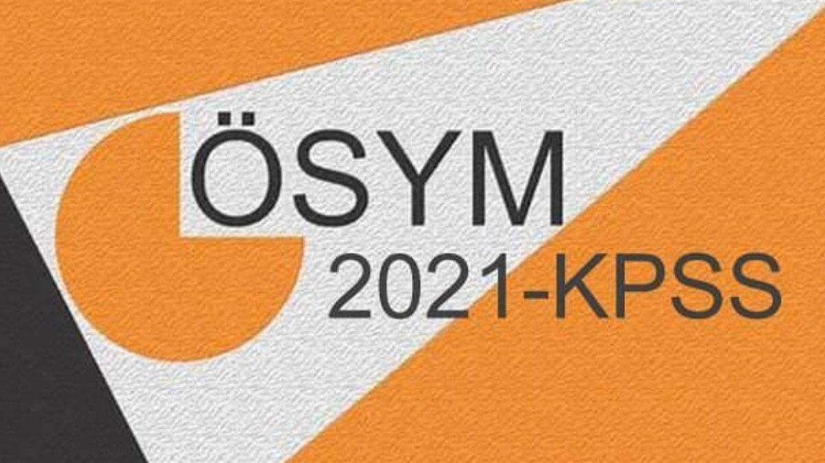 """KPSS 2021 branş sıralaması açıklandı! KPSS branş bazında sıralama nedir, nereden bakılır"""""""