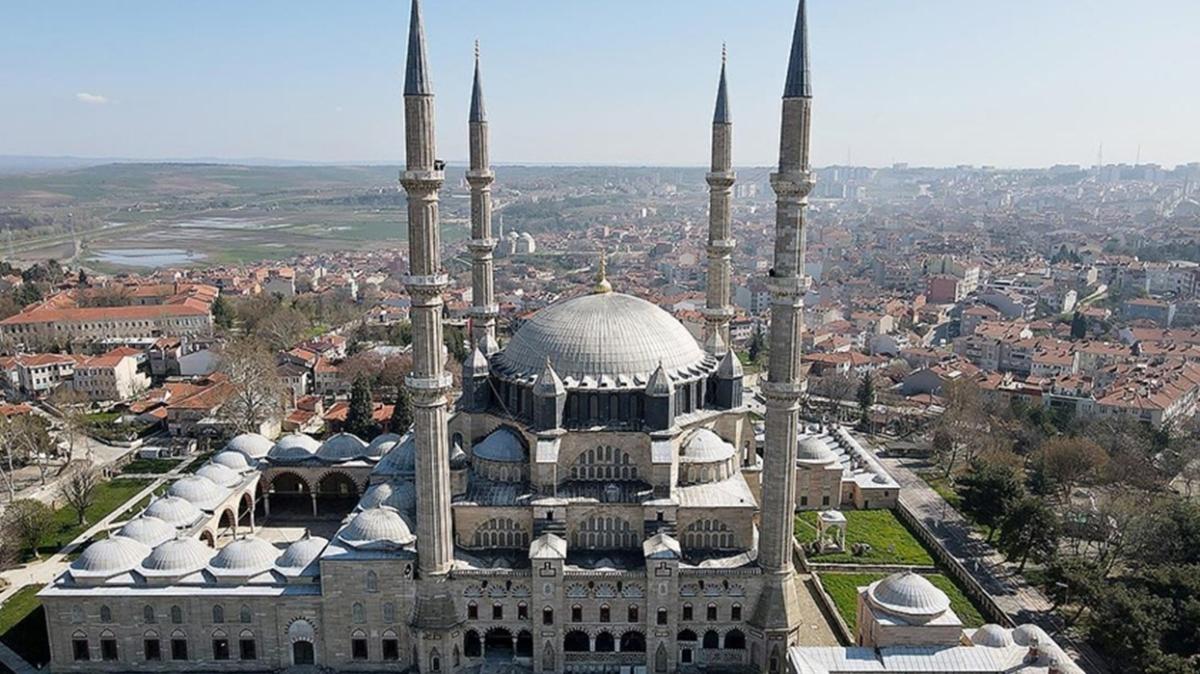 Selimiye'nin 2 aşamalı restorasyonu yılbaşına kadar başlayacak