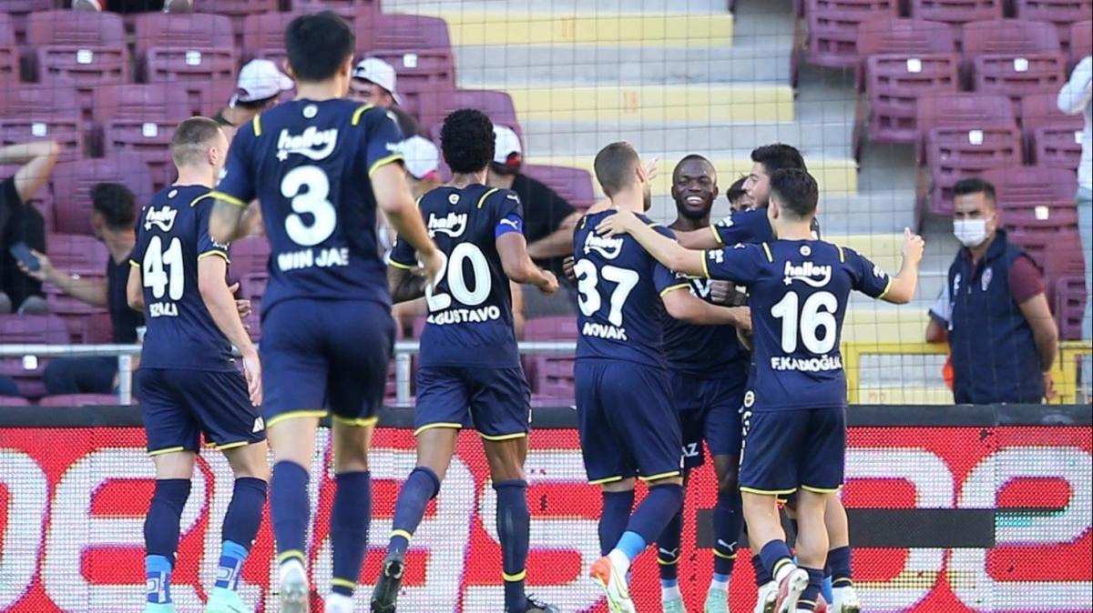 Süper Lig'de 7. hafta sona erdi