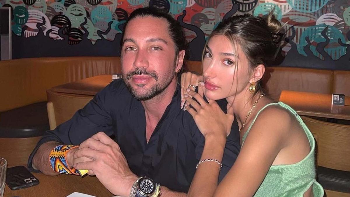 Şevval Şahin'in sevgilisi Marcus Aral'a mesaj atan manken Kayra Türkoviç'e tokat attığı iddia edildi