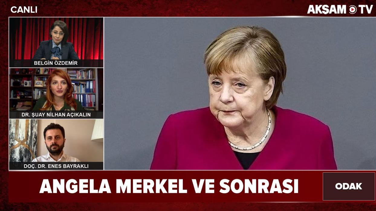 Angela Merkel ve sonrası