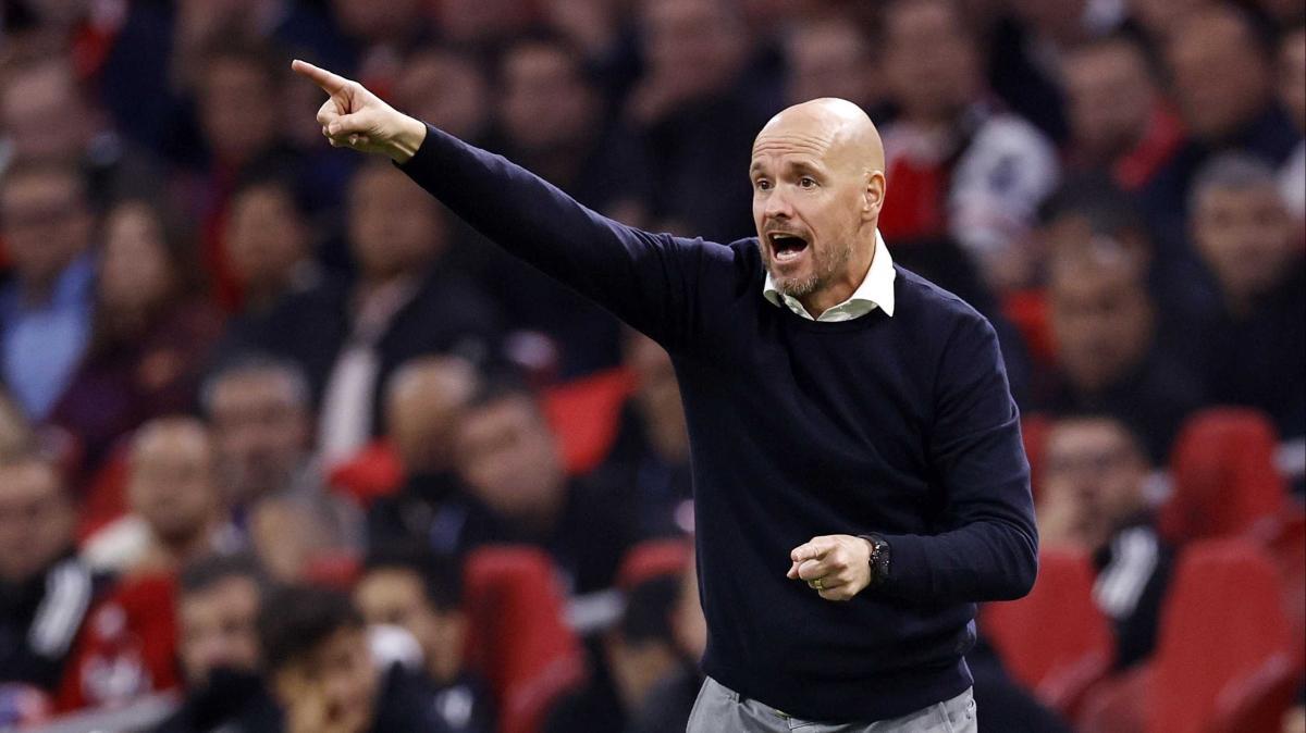 Ajax Teknik Direktörü Erik ten Hag: Bunu herkesin bilmesi gerekiyor ki...