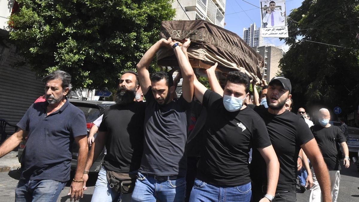 Beyrut patlamasında ağır yaralanmıştı... 14 ay süren yaşam mücadelesini kaybetti