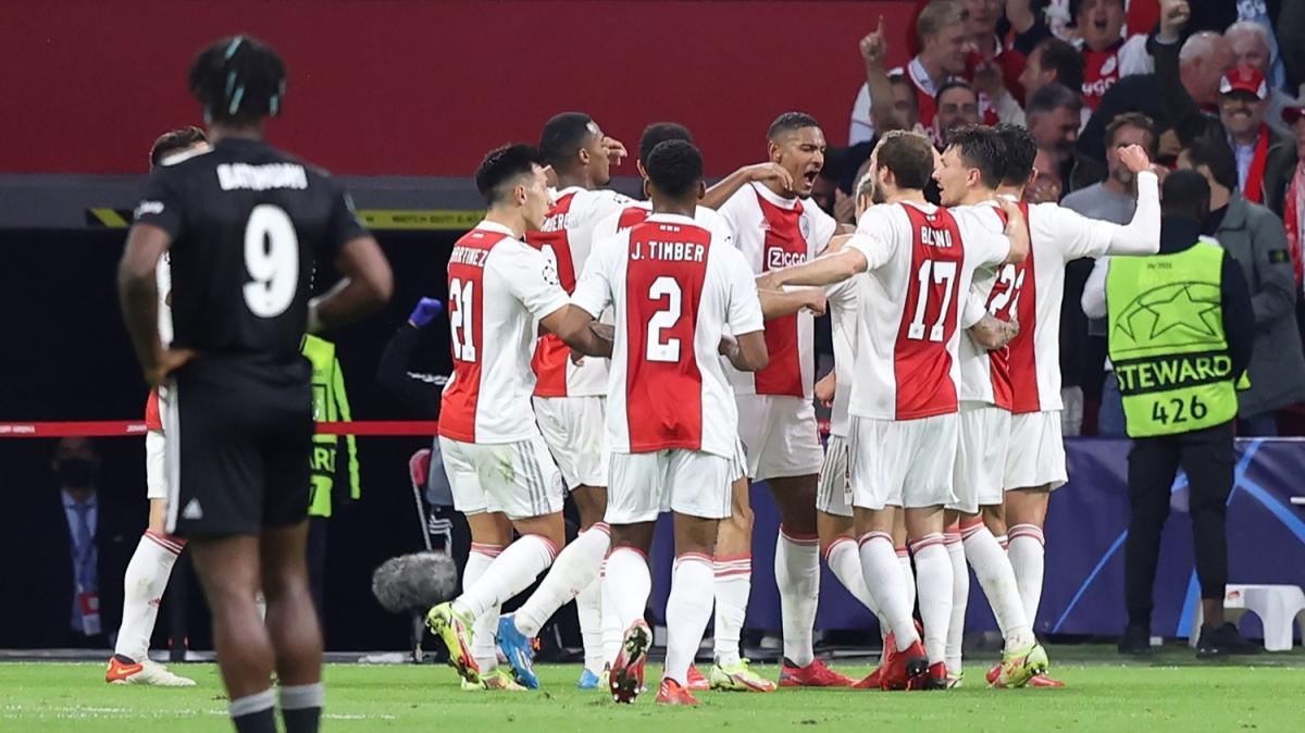 Yenildi ama ezilmedi! Maç sonucu: Ajax-Beşiktaş: 2-0