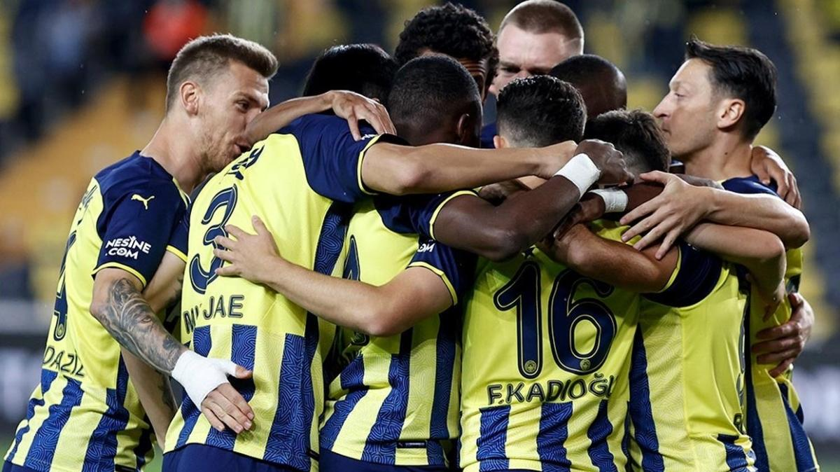 Fenerbahçe'de eksikler Olympiakos maçıyla dönüyorlar